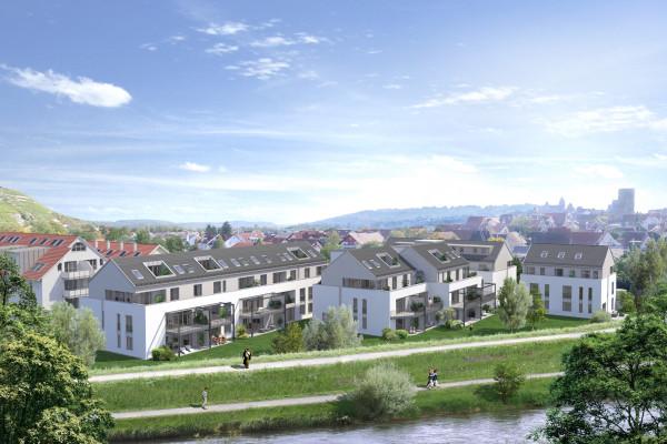 Kronestraße Ansicht West